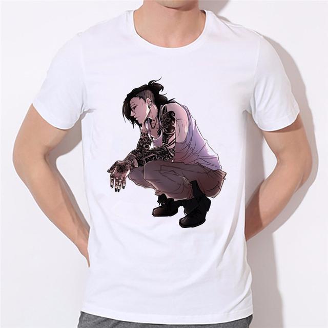 Tokyo Ghoul White T-Shirt (17 Models)