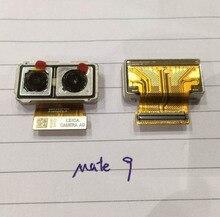 Oryginalny kamery z tyłu Big dla Huawei Mate 9 MT9 powrót moduł kamery Flex wymiana kabla