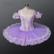 grownup lilac fairy tutu, ballerina pancake platter efficiency classical skilled ballet costume ladies ladies Coppelia tutus