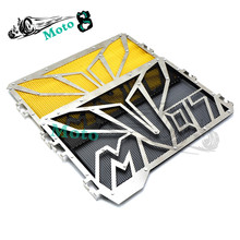Motorcycle Radiator Grill Grille Guard Screen Cover Protector tank water 2 COLOR OPTIONS For Yamaha MT07
