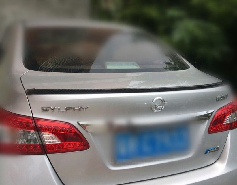 Autocollants décoratifs de queue de voiture en caoutchouc pour kia rio k2 volvo xc70 citroën c4 vw tiguan alfa romeo 156 saab 9-3 touran