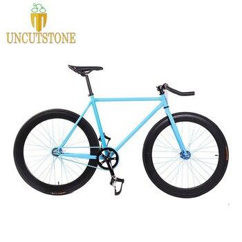 Колеса из магниевого сплава, 60 мм, обод, Fixie велосипед, фиксированная передача, 700C * 23, 70 мм, обода 52 см, рама, DIY велосипед, Полный дорожный велос...