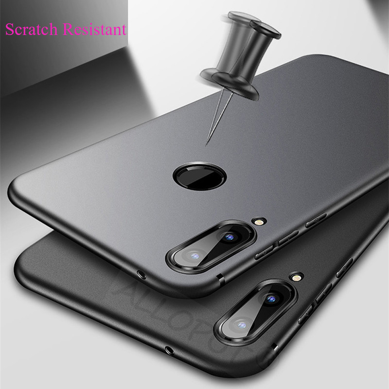 Hard Phone Case on For Xiaomi Redmi Note 5 7 pro Note 4X 4 Case Matte Plastic PC Protector Cover Redmi Note 7 pro Back Full Case in Fitted Cases from Cellphones Telecommunications