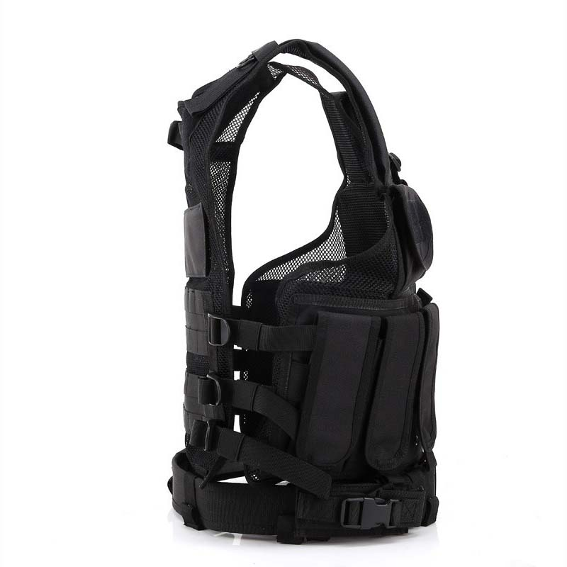 Image 5 - 2019 Army Tactical Equipment Military Molle Vest Hunting Armor Vest Airsoft Gear Paintball Combat Protective Vest For CS Wargame-in Hunting Vests from Sports & Entertainment