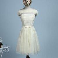 Ropa barata para las niñas adolescentes corto princesa vestidos de baile para la fiesta de bodas y eventos chica del verano sin mangas vestido de noche