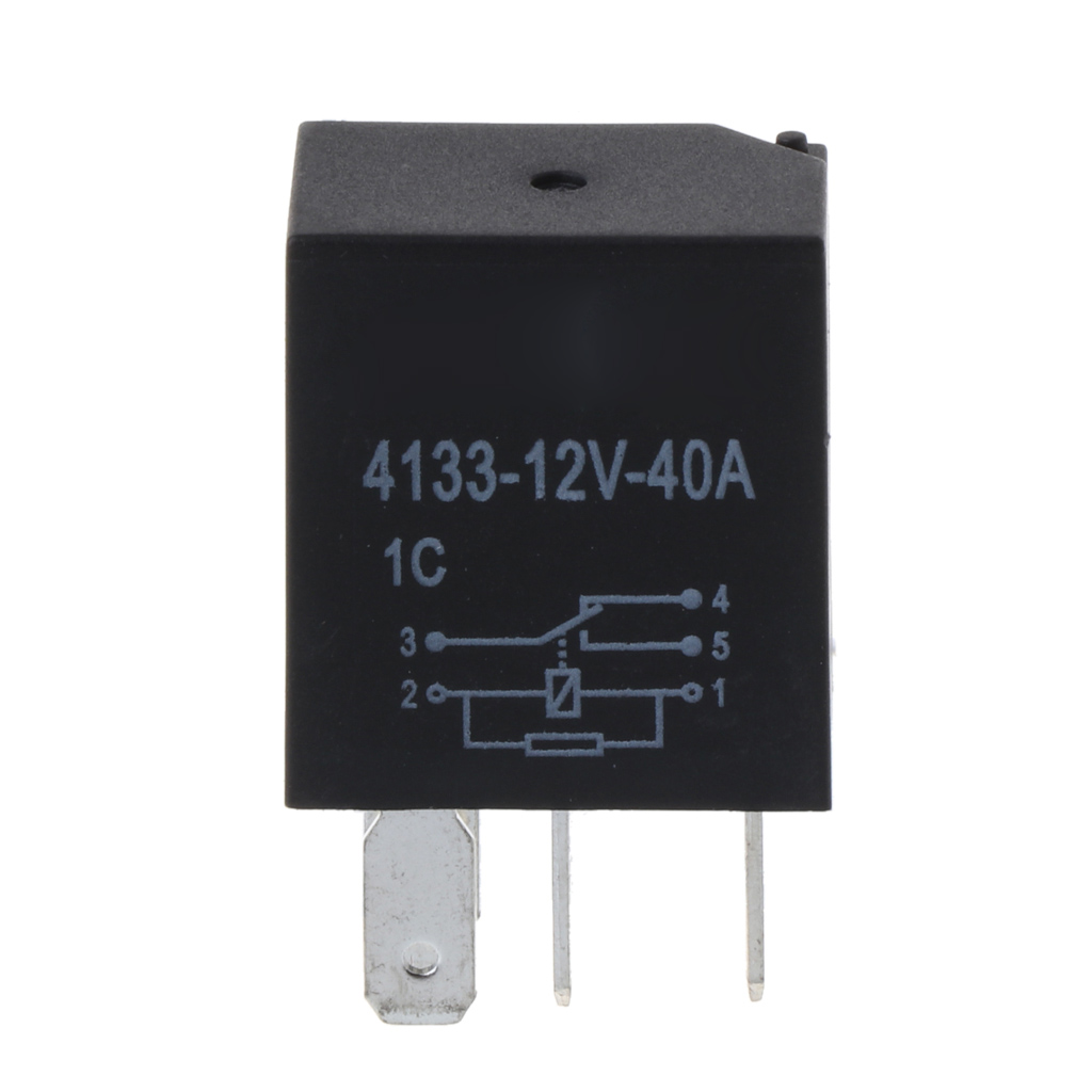 цена на High quality 2018 New Automotive 12V 40A 5 Pin Relay Long Life Time Delay Automotive Relays For Car