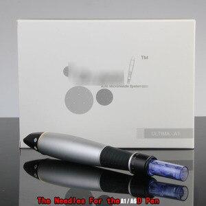 Image 5 - 10個電動ダーマペンA1針バヨネット9 /12/24/36 /42ピン/ナノ用自動博士ペンA1 A6タトゥーニードルのヒント