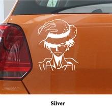 One Piece Monkey D Luffy Car Sticker