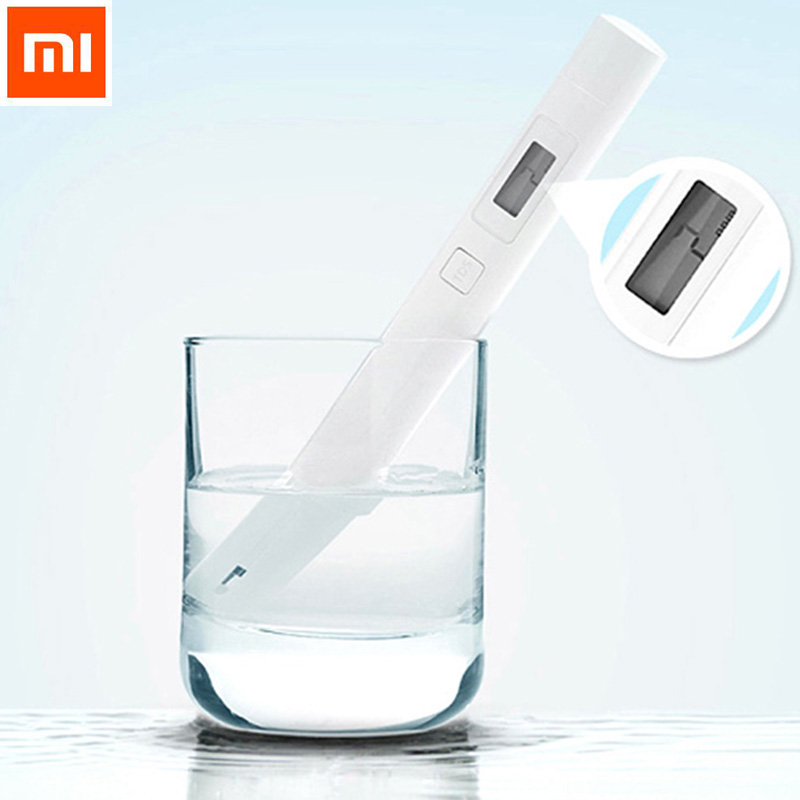 Xiaomi TDS Meter Tester Portable Detection Pen Water Quality Test Pen EC Water Measurement Tool Smart H Purity EC TDS-3 Tester