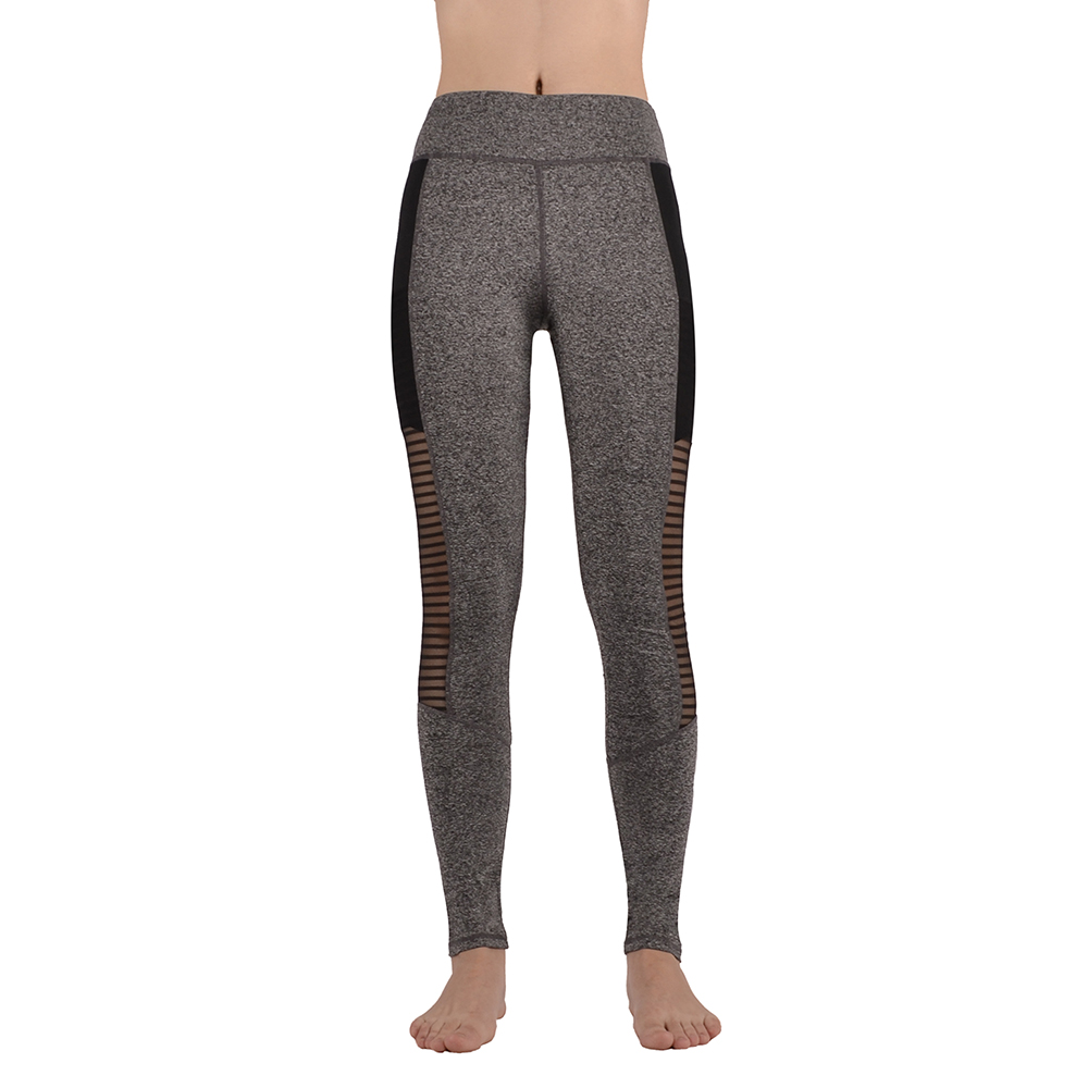 Quick Dry Yoga Pants Women Sexy Sport Fitness Running Compression Cross Tights Gym Legging Elasstic Trousers Dance Workout