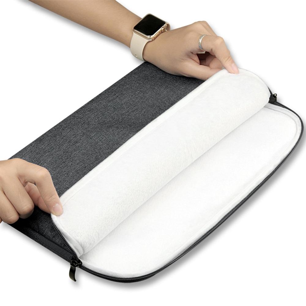 Laptop tas Voor MacBook 13 sleeve case Air Pro Retina 11 12 13 15 - Notebook accessoires - Foto 3