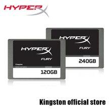 Free shipping Kingston HyperX FURY SSD SHFS37A/120G/240G