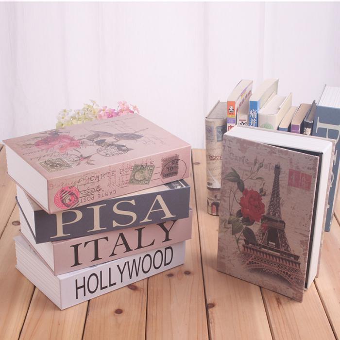 Password Book Piggy Bank Creative English Dictionary Money Box Storage Box With Password Lock Safe Deposit Box Great Gift Idea