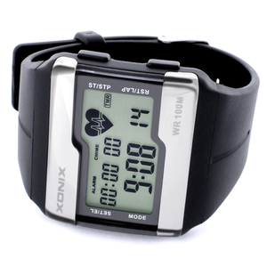 Image 3 - Sports Watches Fashion Multifunction Touch sensitive Heart Rate Monitor Watch Men Sport Watch Good Quality Digital Watches
