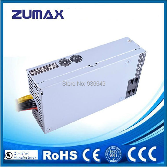 small 1U server chassis power supply IPC small mini   quiet power