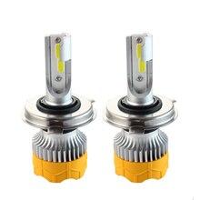 Led H7 Headlight bulbs 80W 6000K H4 H1 H3 Turbo LED Car Headlight H7 H8 H9 H11 880/881 9005 HB3 9006 HB4 Led Fog Light Bulb