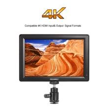 Feelworld F7 7 Дюймов На Камеры Поле Монитор С Full HD IPS экран HDMI 4 К UHD Вход и Выход для Цифровой Зеркальный Фотоаппарат Canon Nikon камера