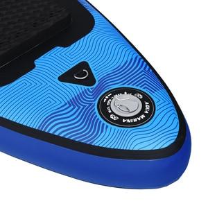 Image 5 - Tavola da surf gonfiabile 340*81*15cm TRITON 2019 stand up paddle board surf AQUA MARINA sport acquatici sup board tavola da surf per il tempo libero