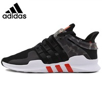 Original authentic 2018 new Adidas Originals EQT SUPPORT ADV men's comfortable skates breathable sneakers master design AQ1043