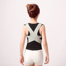 Invisibility Back Belt Shoulder Posture Correction Shoulder Bandage Lady Students Humpback Posture Corrector Brace Back Support