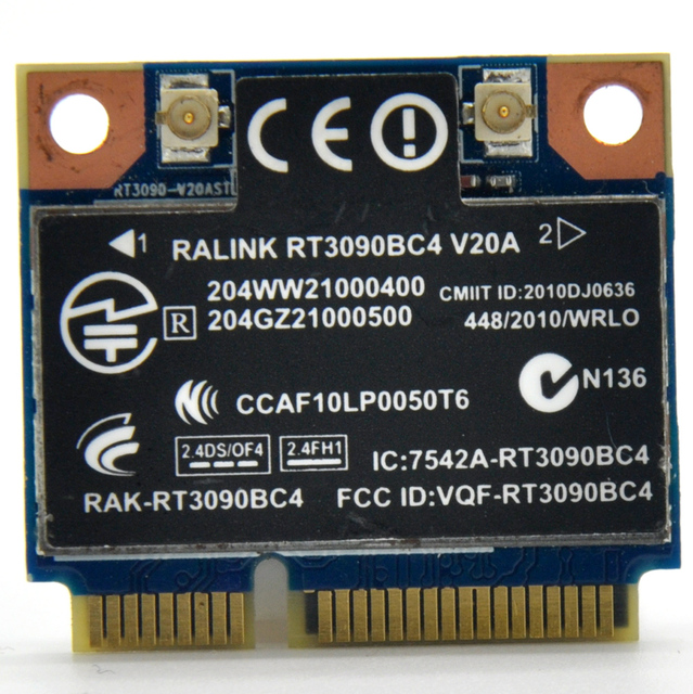Ralink RT3090 WLAN Adapter Driver FREE