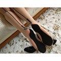 Sexy das mulheres ultra sheer fios core-fiado seda meia-calça meias fashional line projeto collants lotação comércio exterior w125