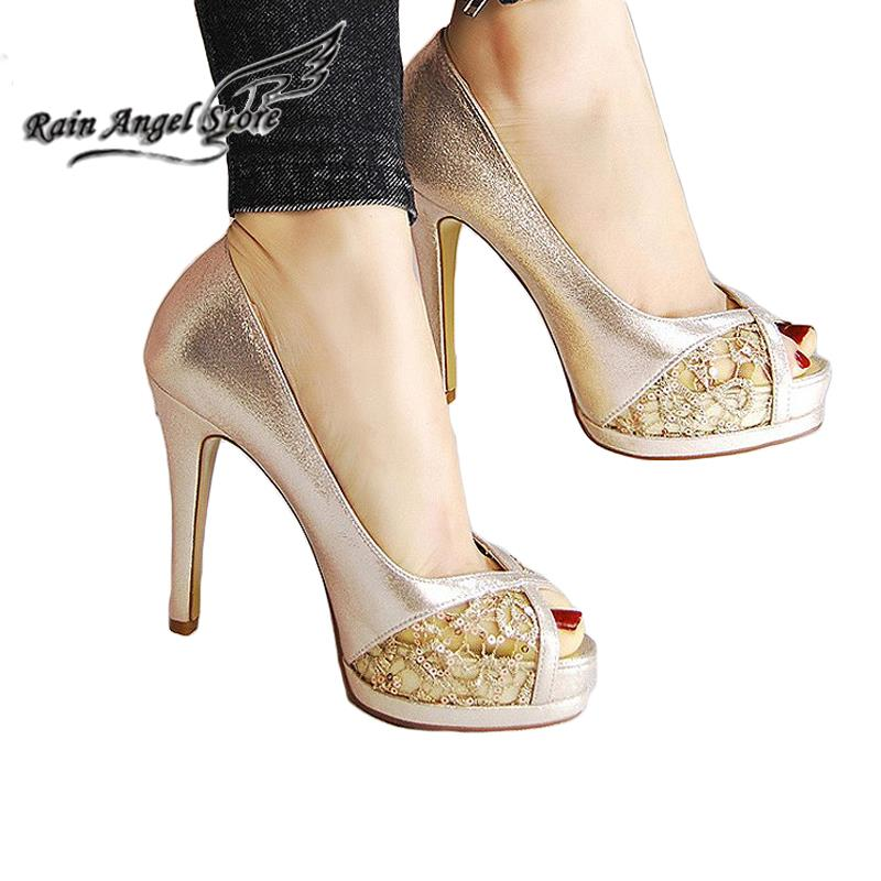 Popular Gold Heels Sale-Buy Cheap Gold Heels Sale lots from China