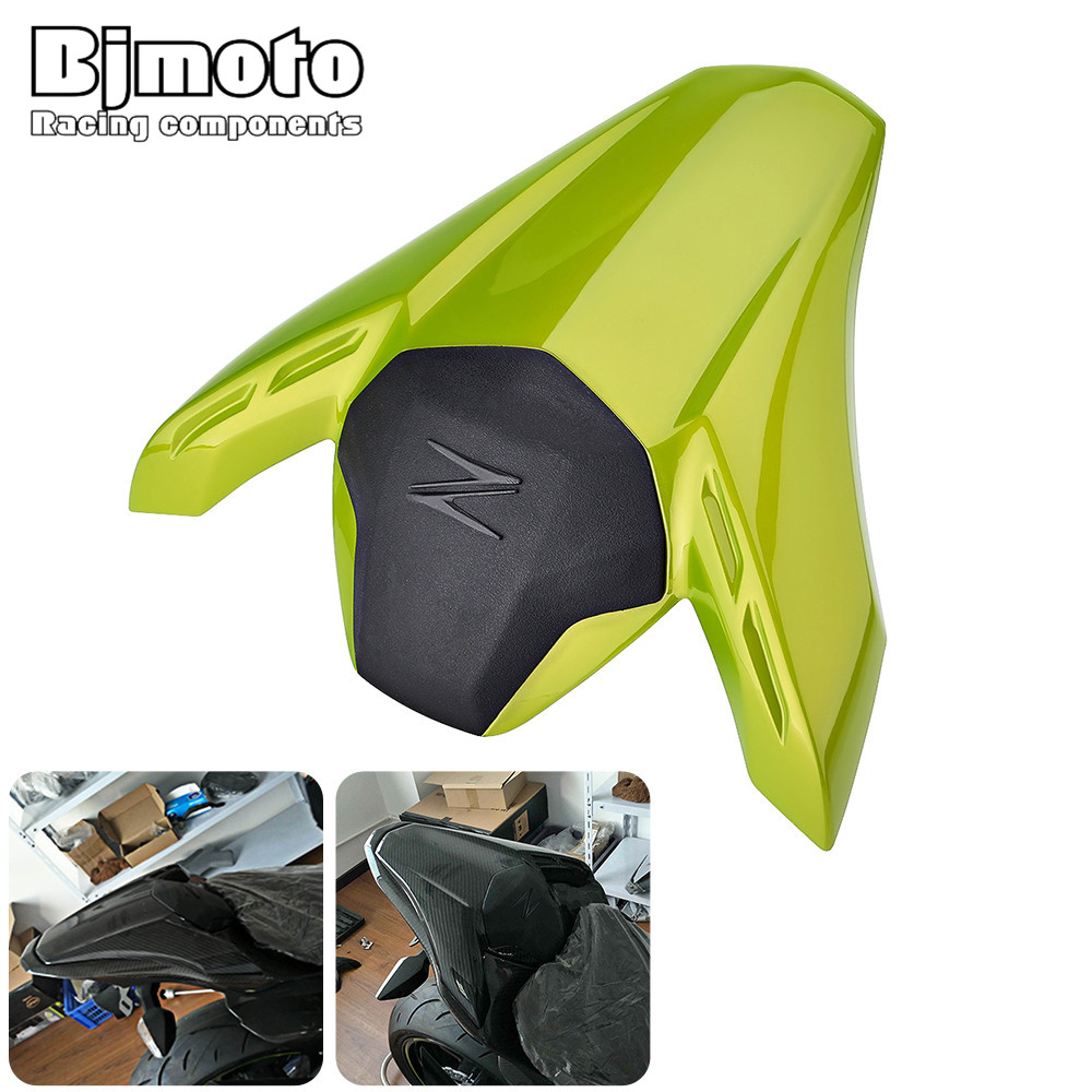 Bjmoto For Kawasaki Z 900 Z900 2017 2018 Motorcycle Carbon Fiber ABS Rear Seat Cover Fairing Cowl Cover in Covers Ornamental Mouldings from Automobiles Motorcycles