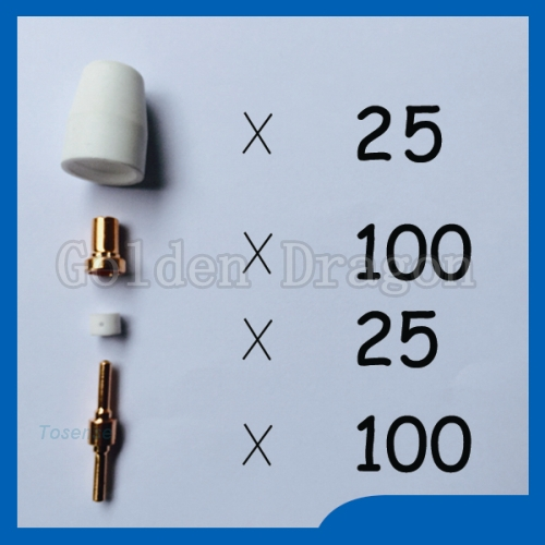 Manager recommended Plasma Nozzles TIPS Cutting Accessories Material Copper Good quality Chinese brand