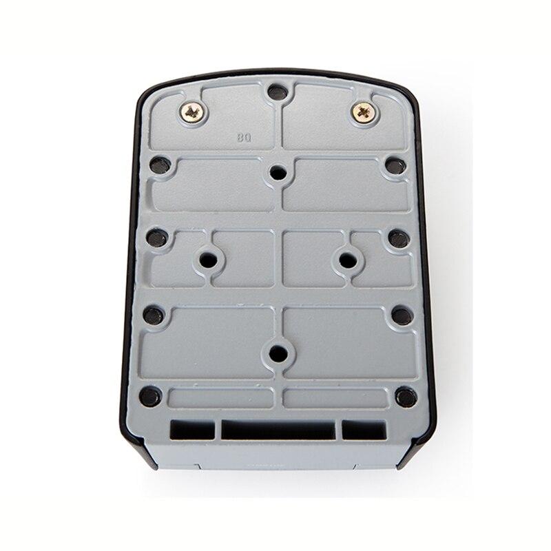 master lock chave cofre caixa de montagem 05