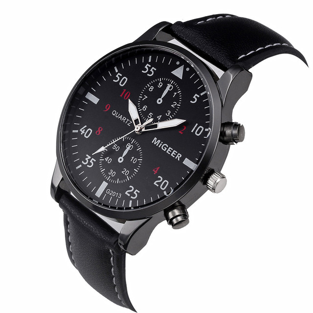 Military Style Men's Watches