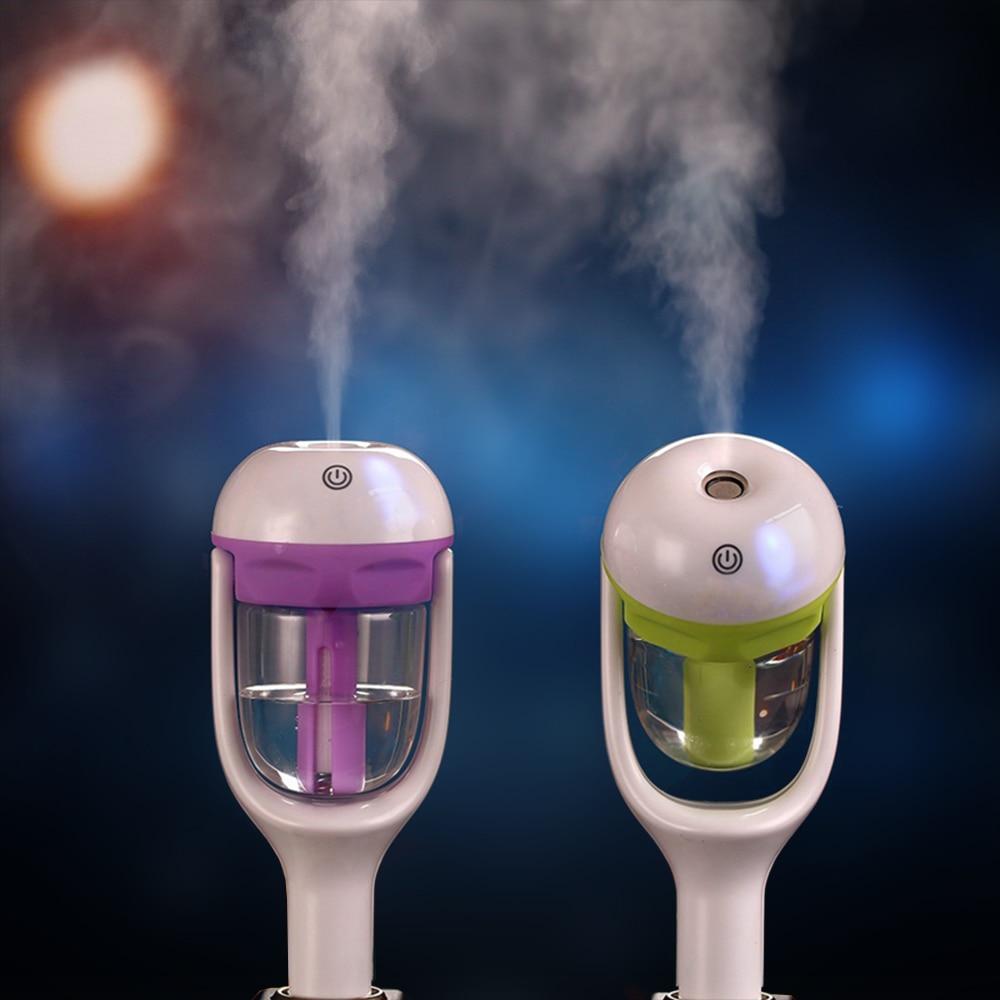 Car Humidifer Air Puriifer Aroma Diffuser