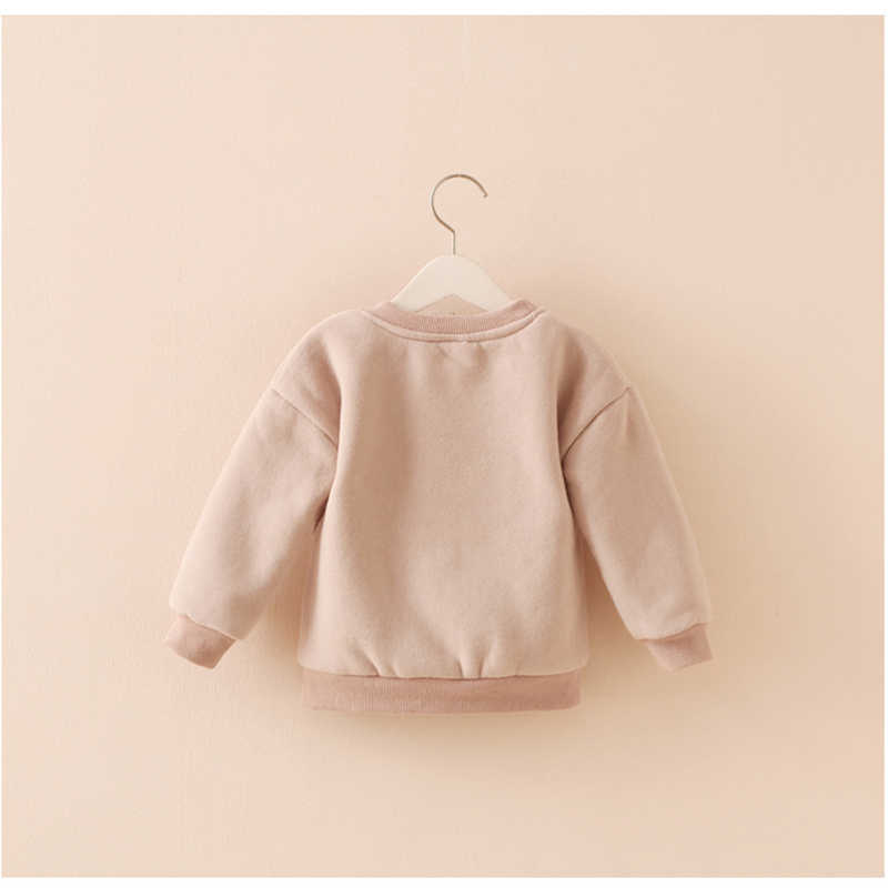 33bd17158 Detail Feedback Questions about Kid Girls Winter Thick Sweater Coat ...