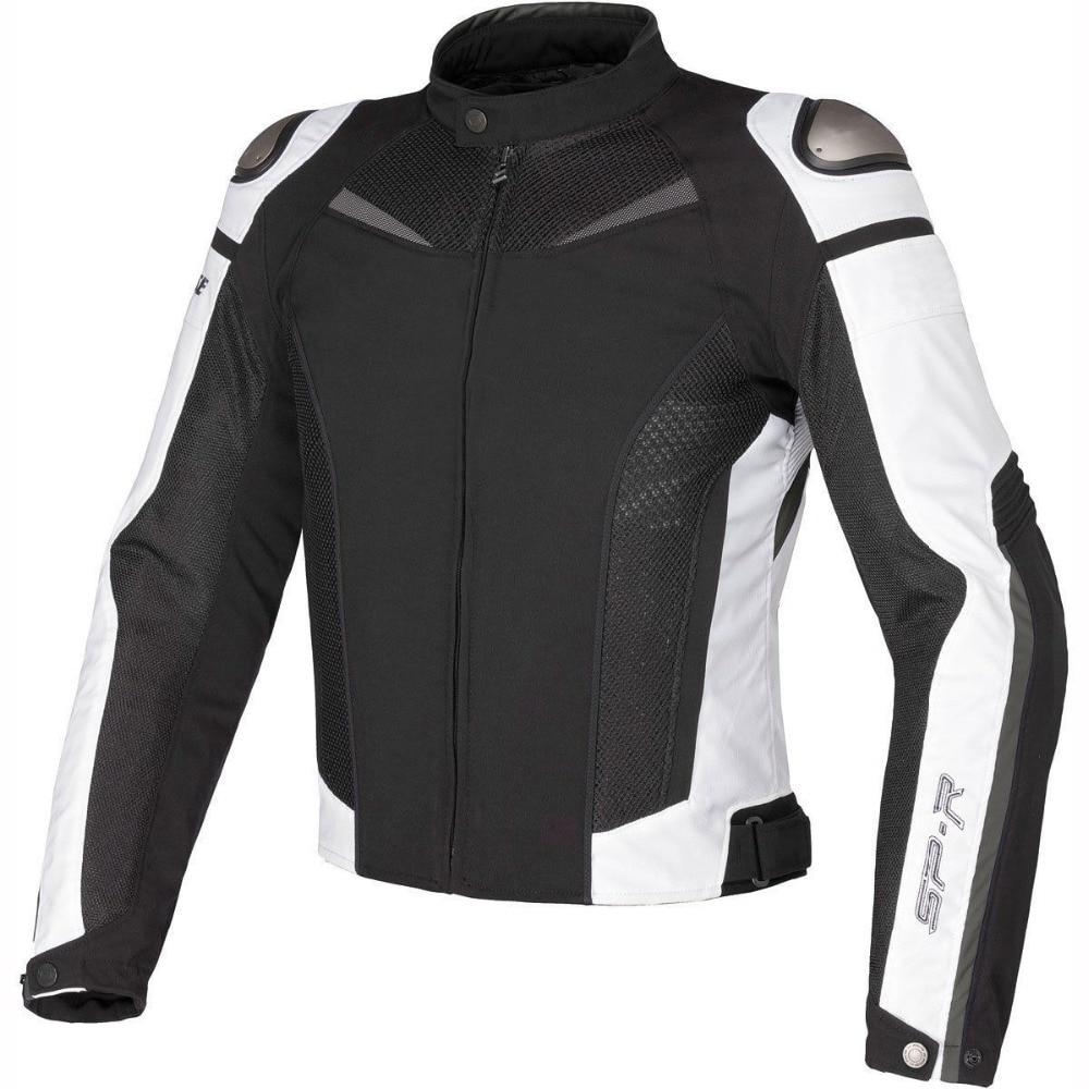 Moto Racing Dain Super vitesse Textile veste Moto veste d'équitation doublure en coton amovible - 5