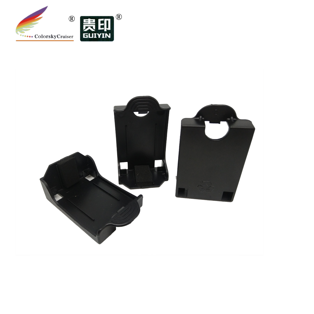(C4) plastic refill inkjet ink cartridge transport clip for HP99 <font><b>HP100</b></font> HP102 HP110 HP134 HP135 HP337 HP338 HP339 HP343 HP344 350 image