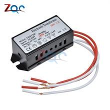 20 Вт AC 220 В до 12 В Светодиодный источник питания, электронный трансформатор, светодиодный галогенный светильник, лампа, светильник, светодиодная лента