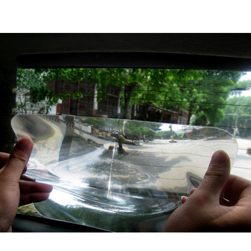 Car Interior Treasure Reversing Good Assistant Car Parking Sticker with Fresnel Lens and Wide Angle for Car Reversing doumoo 330 330 mm long focal length 2000 mm fresnel lens for solar energy collection plastic optical fresnel lens pmma material