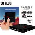 Beelink MINI MXIII II TV Box Amlogic S905X Quad Core Android 6.0 Set Top Box 4K VP9 Decoding Dual Band WiFi Bluetooth 4.0 Box TV