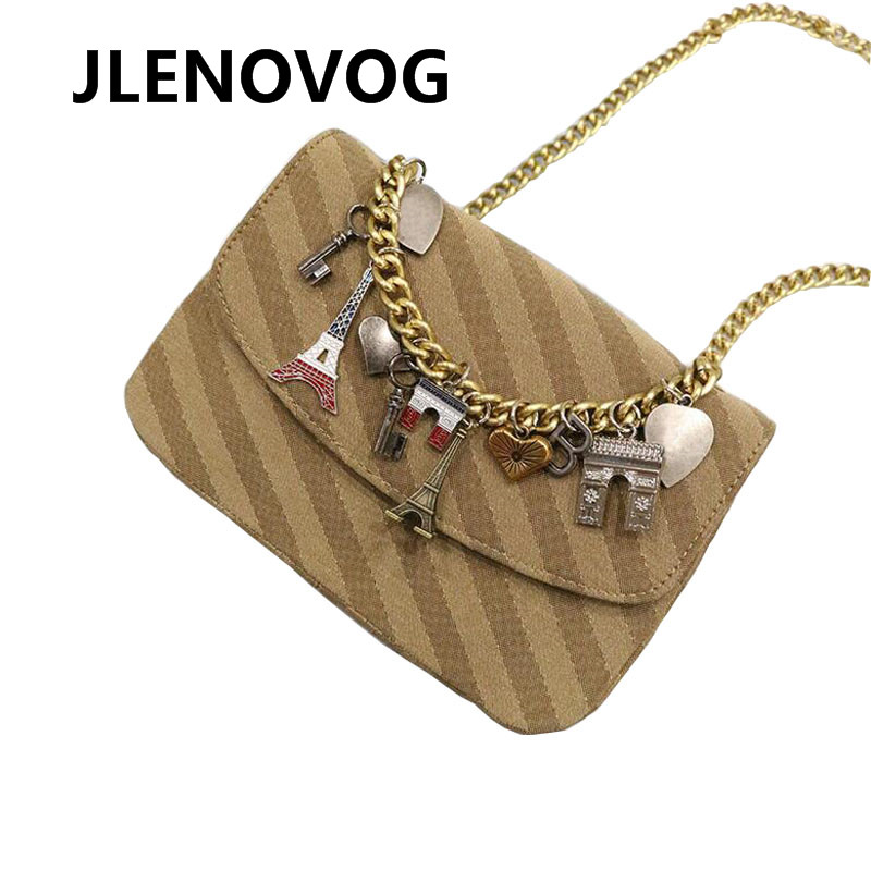 One Shoulder Diagonal Portable Outdoor Travel Beach Spring New Fashion Korean Personality Pendant Pendant Chain Bag One Shoulder Diagonal Portable Outdoor Travel Beach Spring New Fashion Korean Personality Pendant Pendant Chain Bag