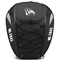 Motorcycle Rear Tail Bag Motorcycle Travel Tool Tail Bag Luggage Luggage Locomotive Detachable Trunk Luggage Waterproof Backpack