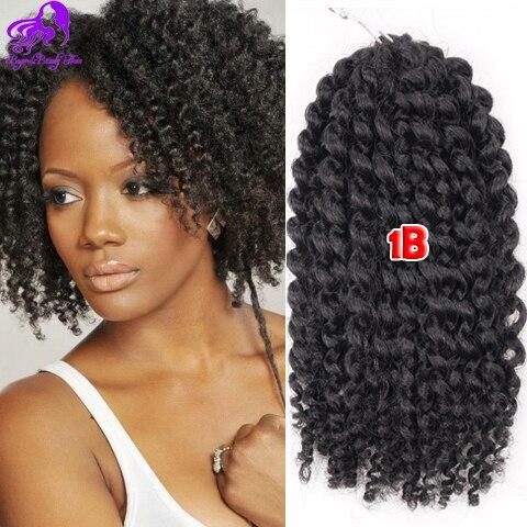 Freetress Crotchet Braids Curly Bohemian Afro Kinky Curly Crochet