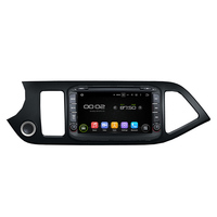 8 Inch Quad Core HD1024 600 Android 4 4 4 Car DVD Player For KIA For