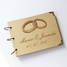Beautiful  Wedding Guestbook  for your Wedding Ceremony