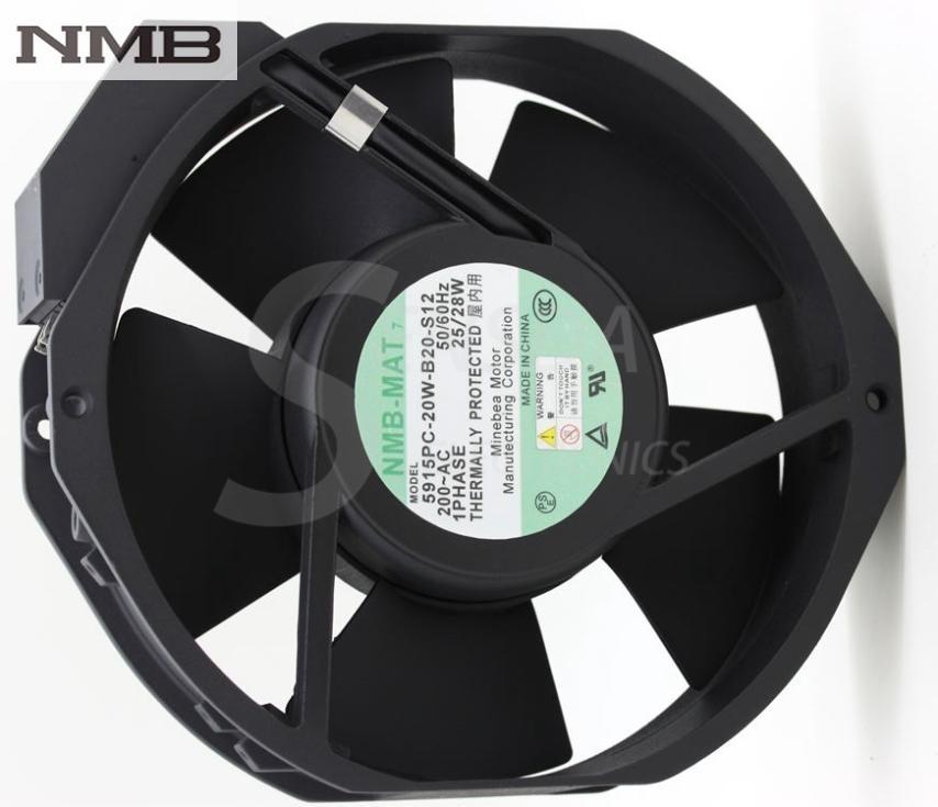 все цены на original  nmb 5915pc-20w-b20  200v  172mm 170mm server inverter high quality fans онлайн