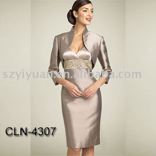 Beatiful&Elegant  Mother of the Bride Dress CLN-4307