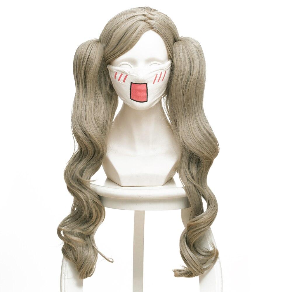 Persona 5 Anne Ann Takamaki Wig Cosplay Wig