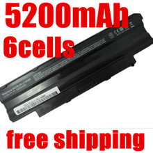 5200 MAHLaptop Batterie für Dell Inspiron 14R N4010 N4010D 13R N3010D N7010 N5010 N3010 J1KND N3110 N4050 N4110 N5010D N5110 N7010