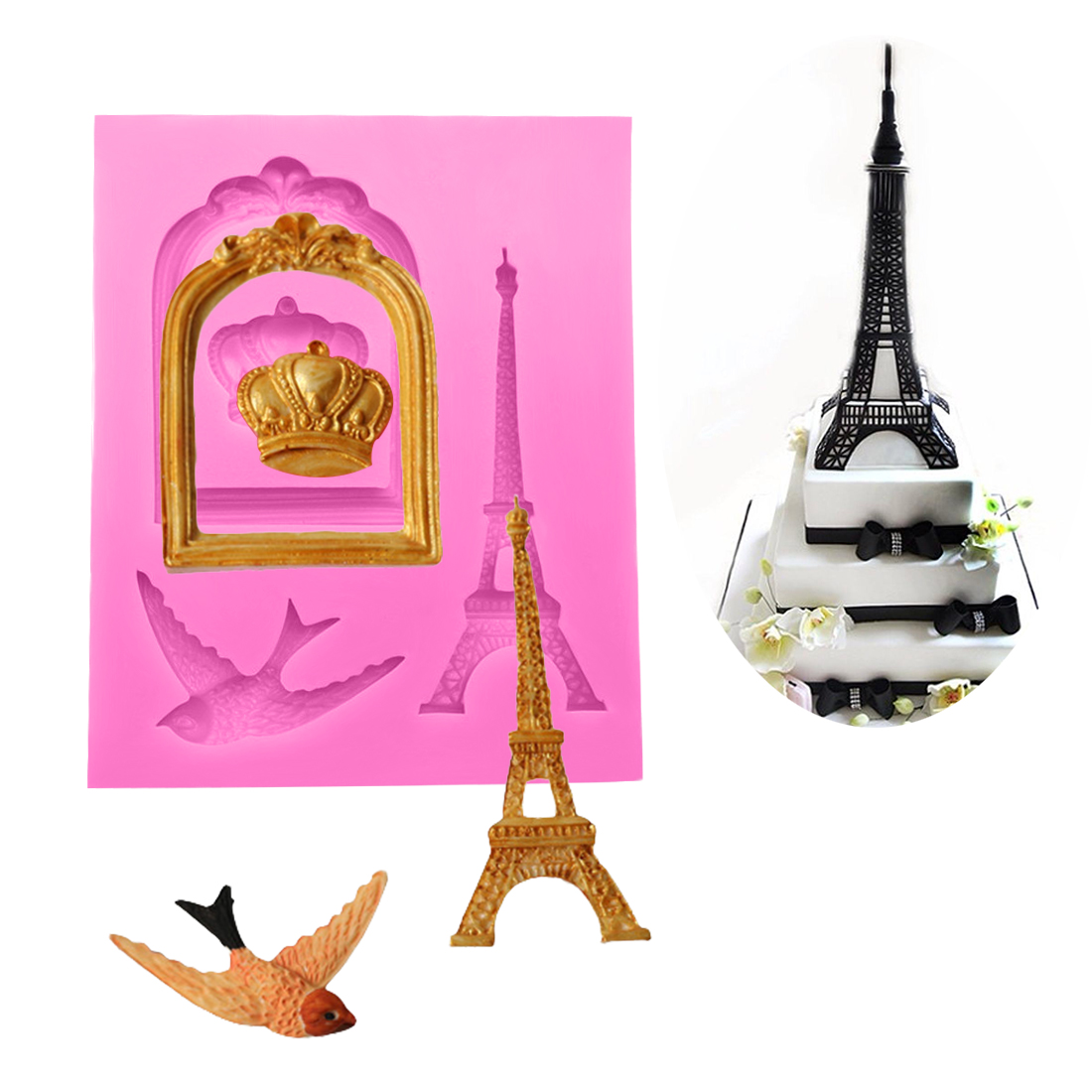 Best Top Molde Eiffel Brands And Get Free Shipping A697