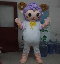 Antelope Sheep Mascot Costume Halloween Christmas Birthday Celebration Carnival Dress Cosplay Theme Mascotte Carnival Costume все цены