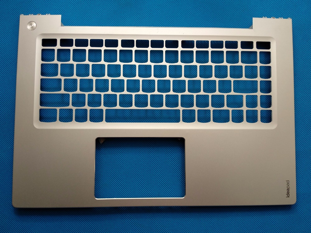 New Original Laptop Keyboard Cover Palmrest Bezel Upper Shell /Lid For Lenovo IdeaPad U430P U430 Gray Color With Touchpad цена
